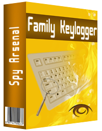 Family Keylogger box)