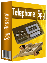 Telephone Spy box